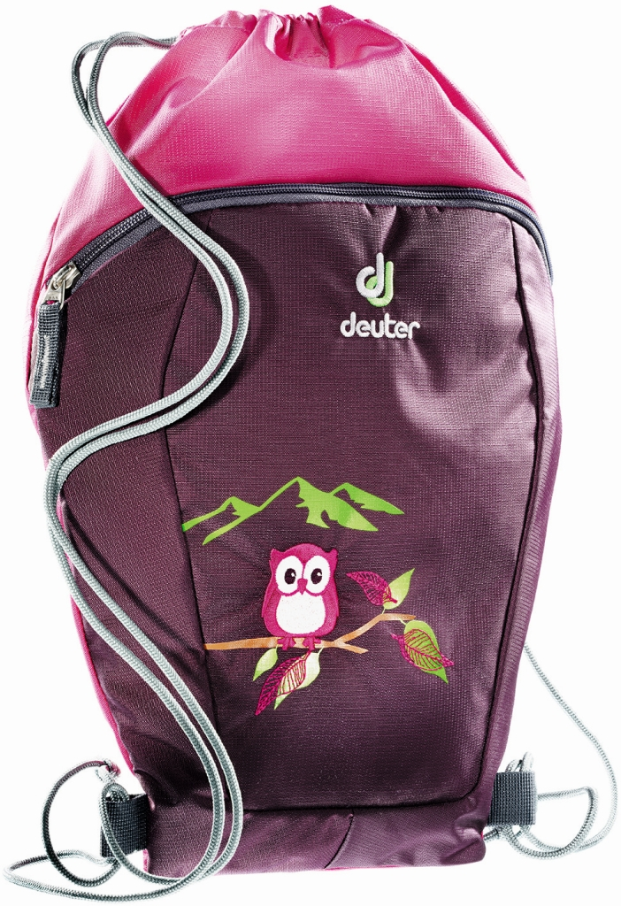 Deuter Sneaker Bag aubergine-magenta-30