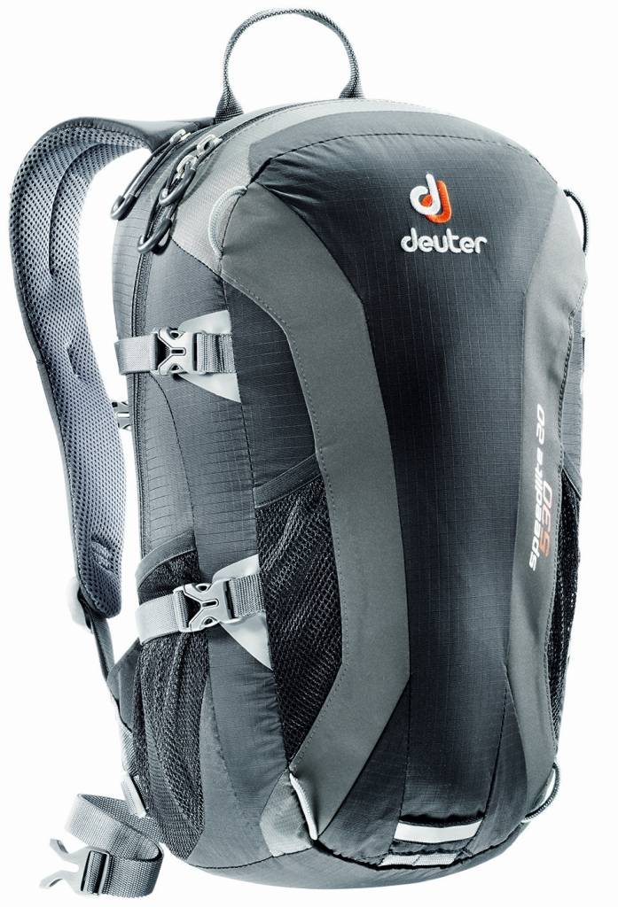 Deuter Speed lite 20 black-granite-30