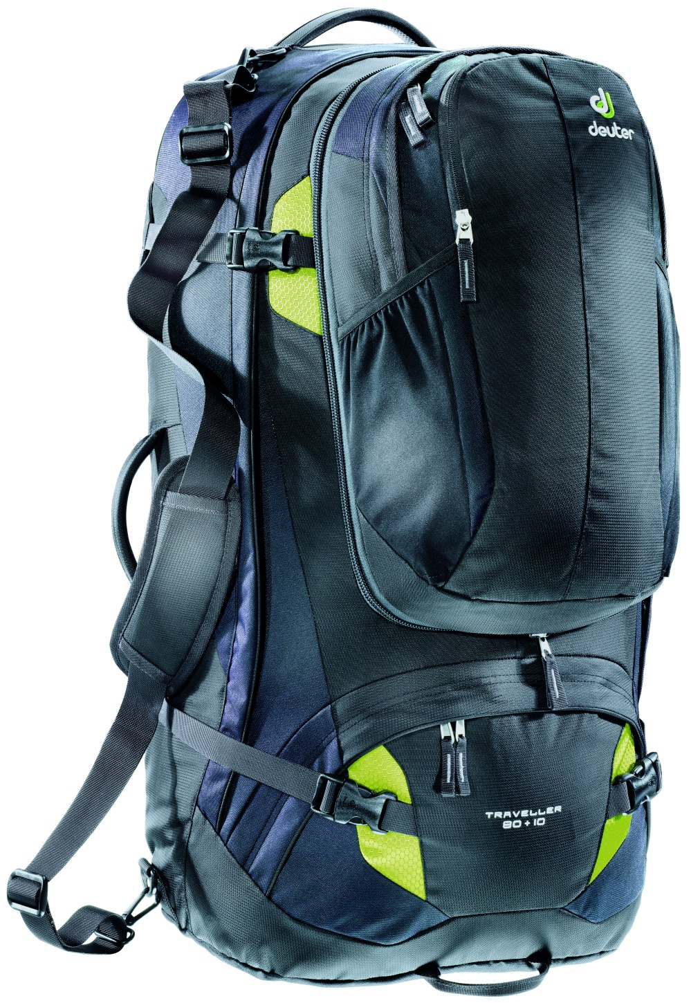 Deuter Traveller 80 + 10 black-moss-30