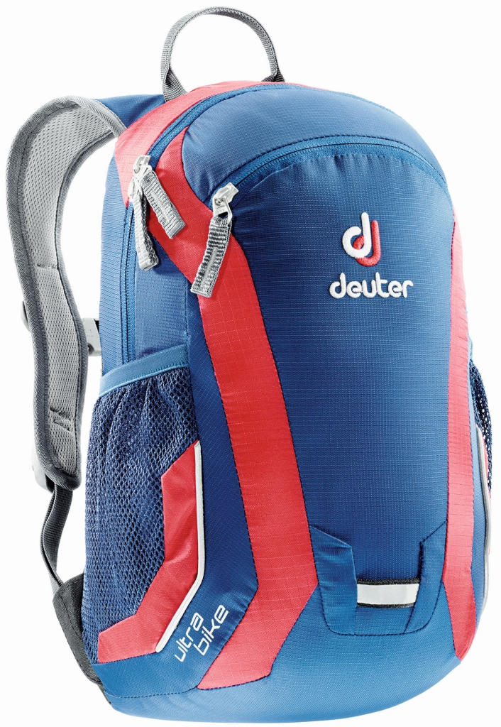 Deuter Ultra Bike steel-fire-30