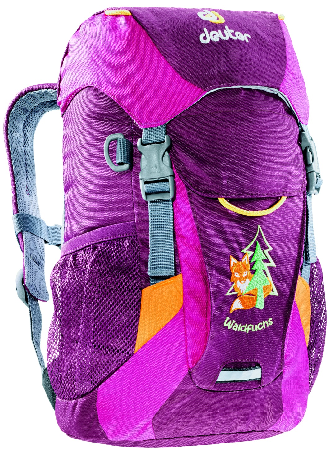 Deuter Waldfuchs blackberry-magenta-30