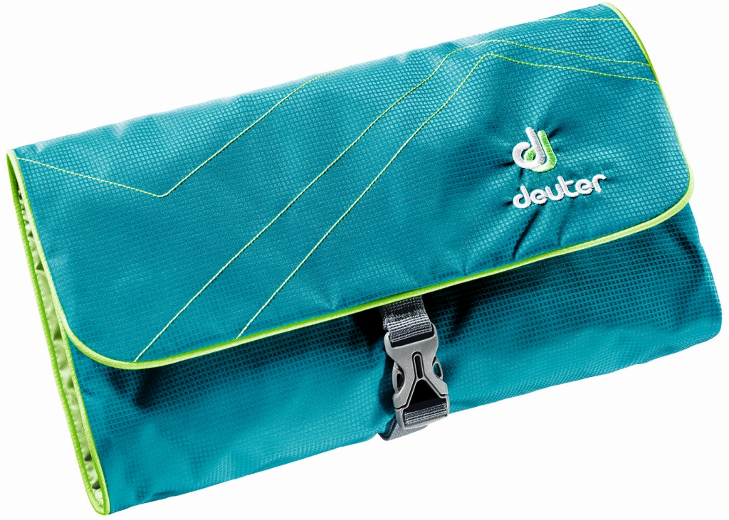 Deuter Wash Bag II petrol-kiwi-30