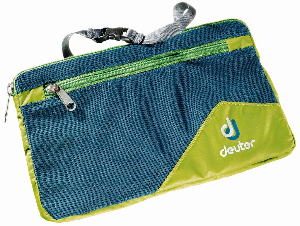 Deuter Wash Bag Lite II moss-arctic-30