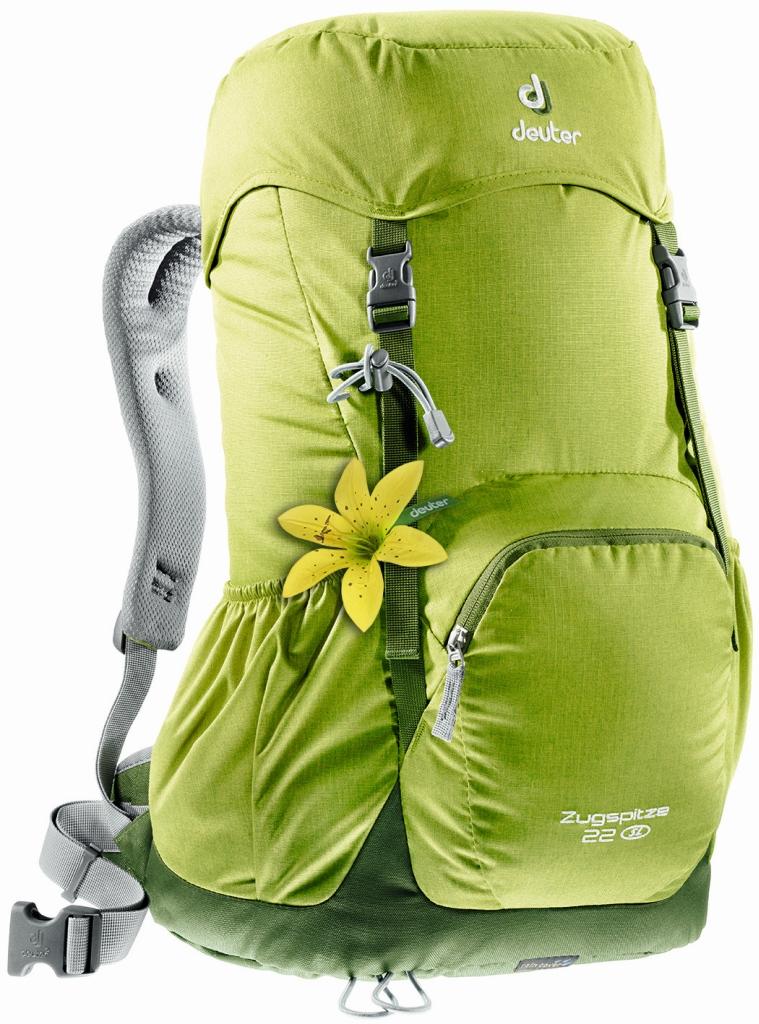 Deuter Zugspitze 22 SL moss-pine-30