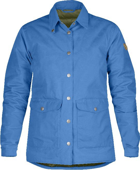 FjallRaven Down Shirt Jacket No.1 W UN Blue-30