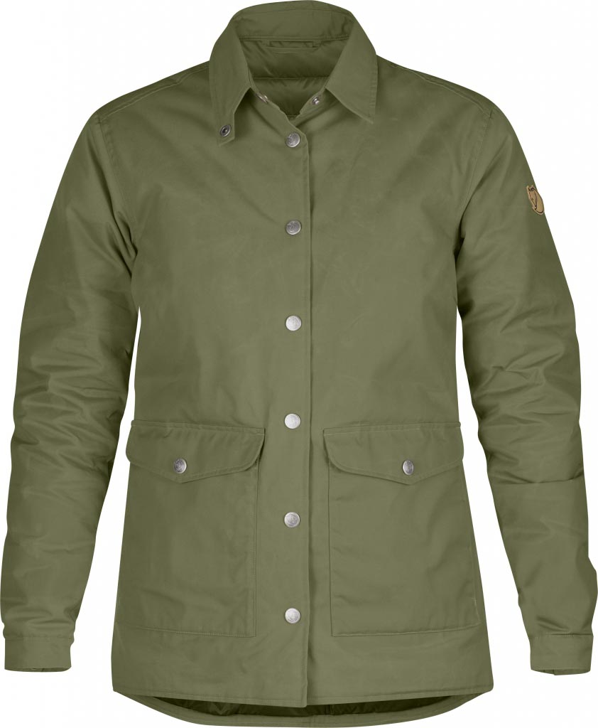 FjallRaven Down Shirt Jacket No.1 W Green-30