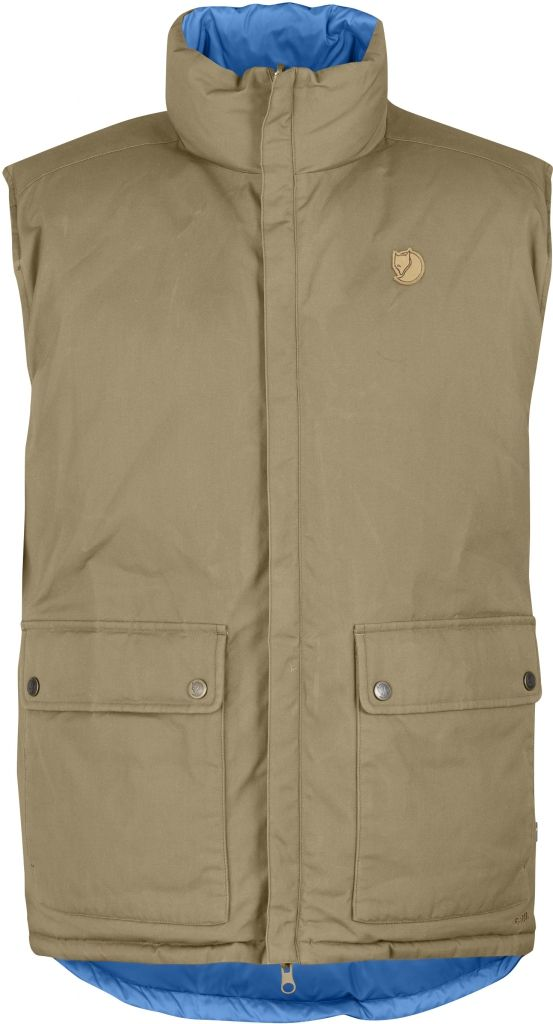 FjallRaven Down Vest No. 6 Sand-30