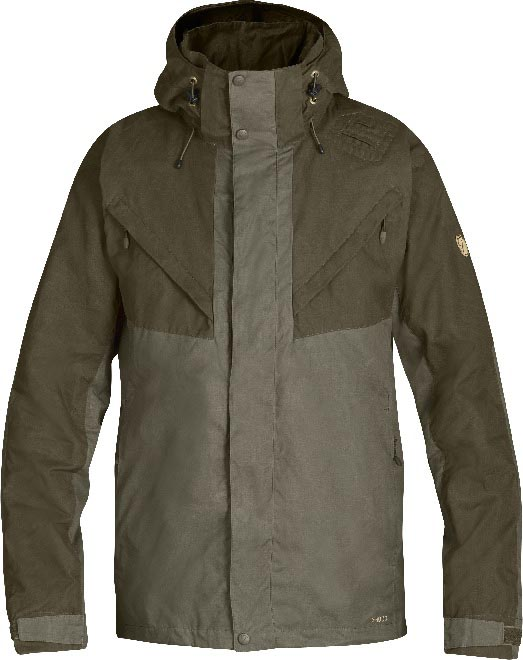 FjallRaven Drev Jacket Dark Olive-30