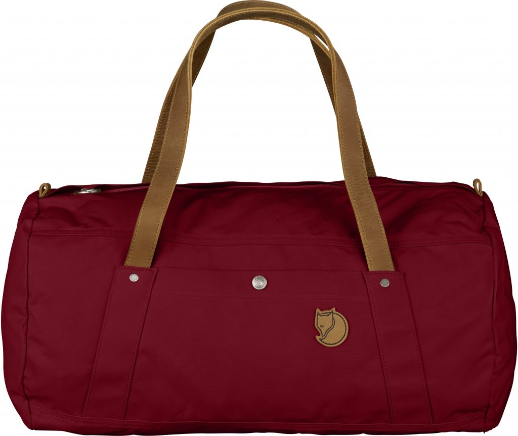 FjallRaven Duffel No.4 Redwood-30