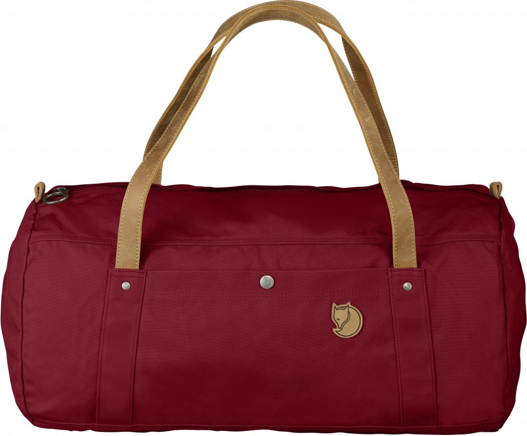 FjallRaven Duffel No.4 Large Redwood-30