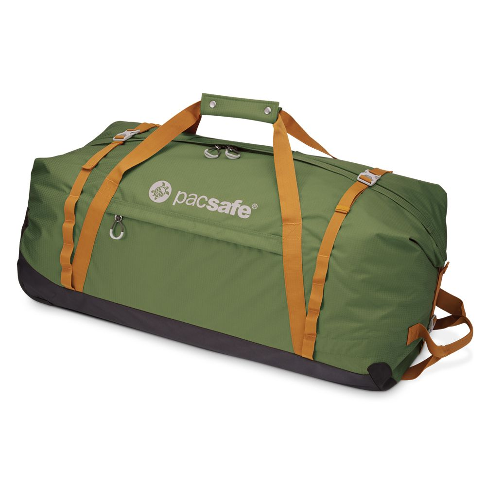 Pacsafe Duffelsafe AT120 Olive / Khaki-30