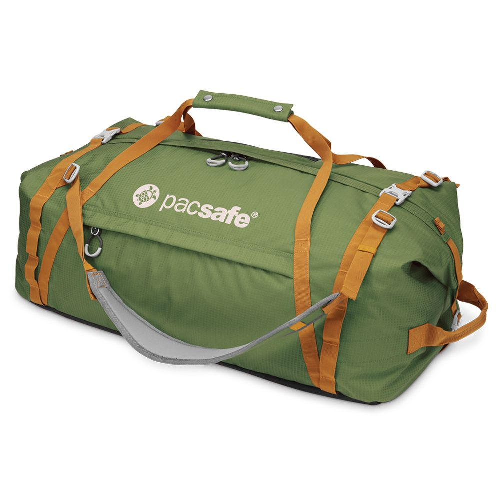 Pacsafe Duffelsafe AT80 Olive / Khaki-30