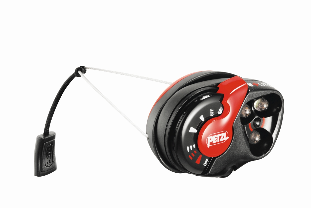Petzl E+Lite 27 g Black & Red-30