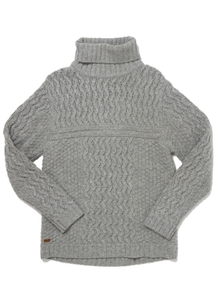 Bylur Women´s Sweater Ash Grey-30