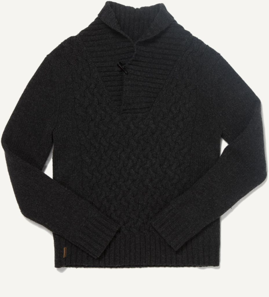 Kul Sweater Black Melange-30