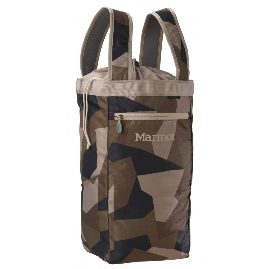 Marmot Urban Hauler Small Fragment Camo/Brown Moss-30