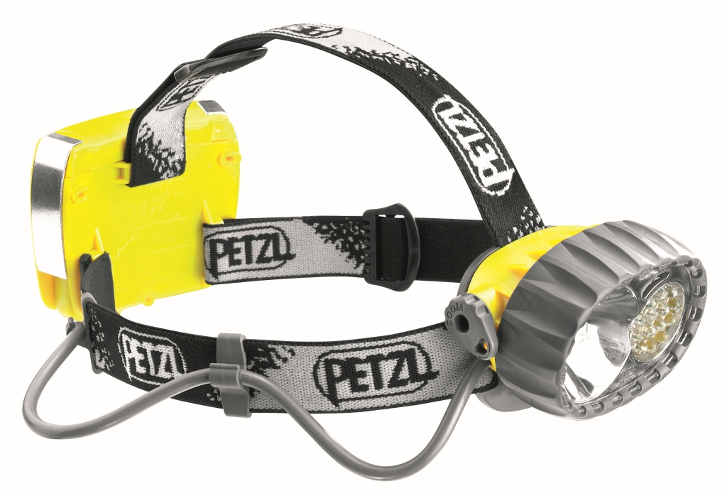 Petzl Duo Led 14 Accu Yellow-30