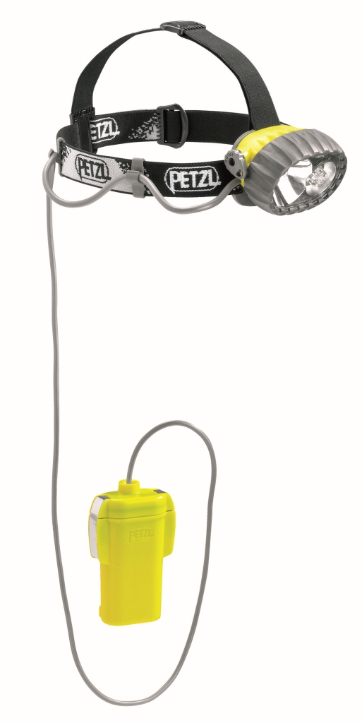 Petzl Duobelt Led 5 Yellow-30