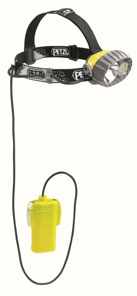 Petzl Duobelt Led 14 Yellow-30