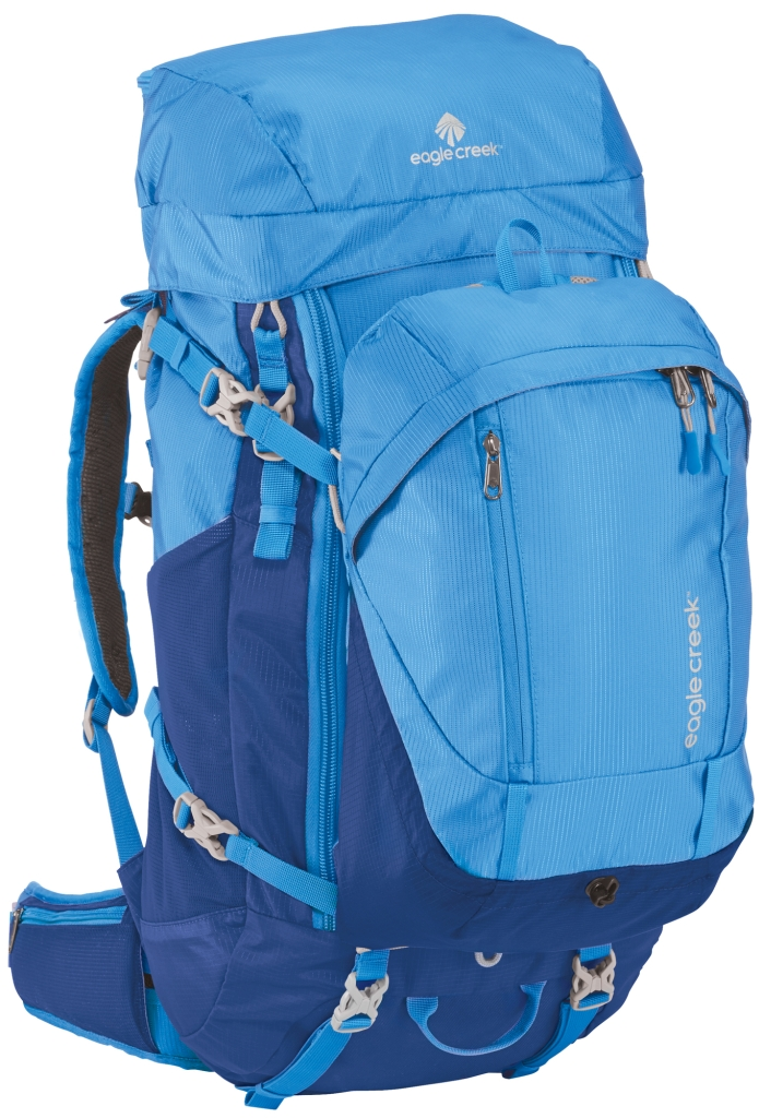 Eagle Creek Deviate Travel Pack 60L brilliant blue-30