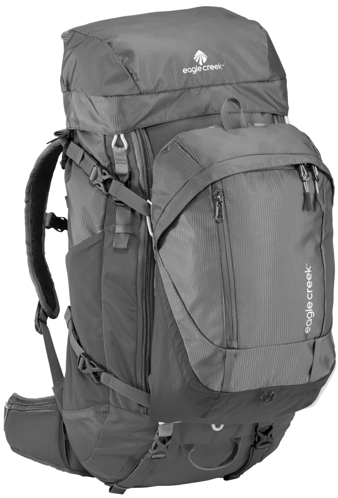 Eagle Creek Deviate Travel Pack 60L graphite-30