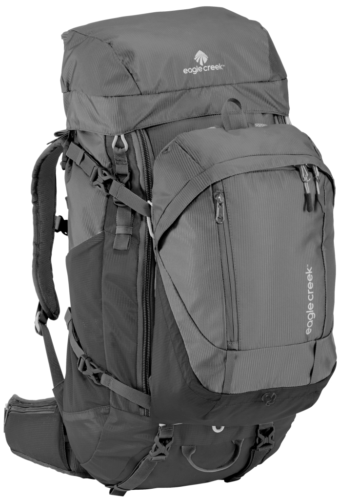 Eagle Creek Deviate Travel Pack 60L W graphite-30