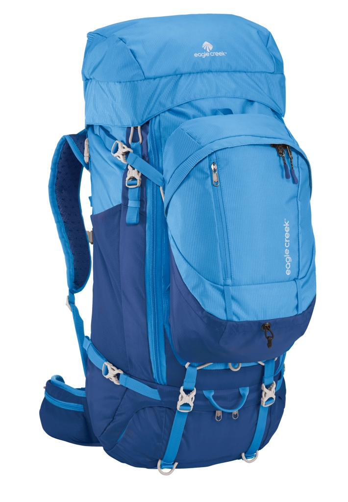 Eagle Creek Deviate Travel Pack 85L W brilliant blue-30