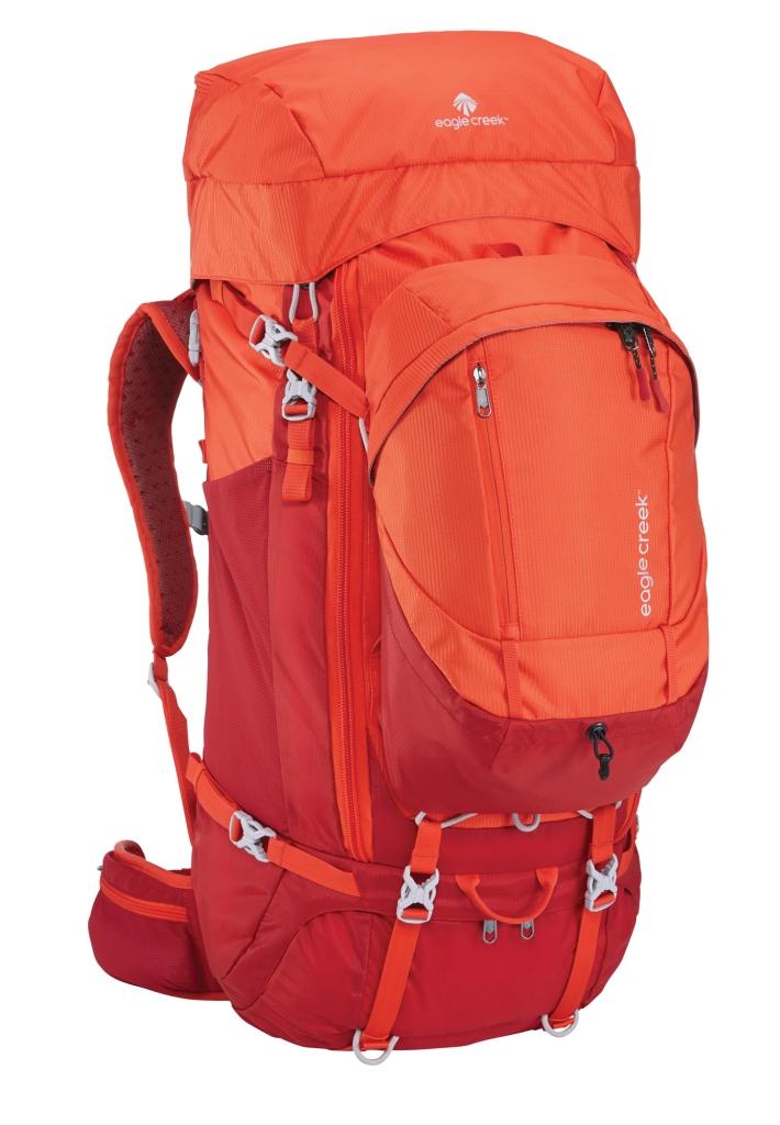 Eagle Creek Deviate Travel Pack 85L W flame orange-30