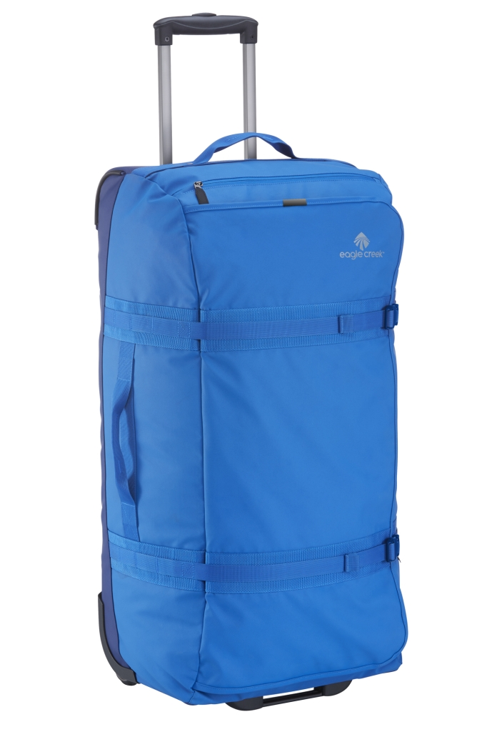 Eagle Creek No Matter What Flatbed Duffel 32 cobalt-30