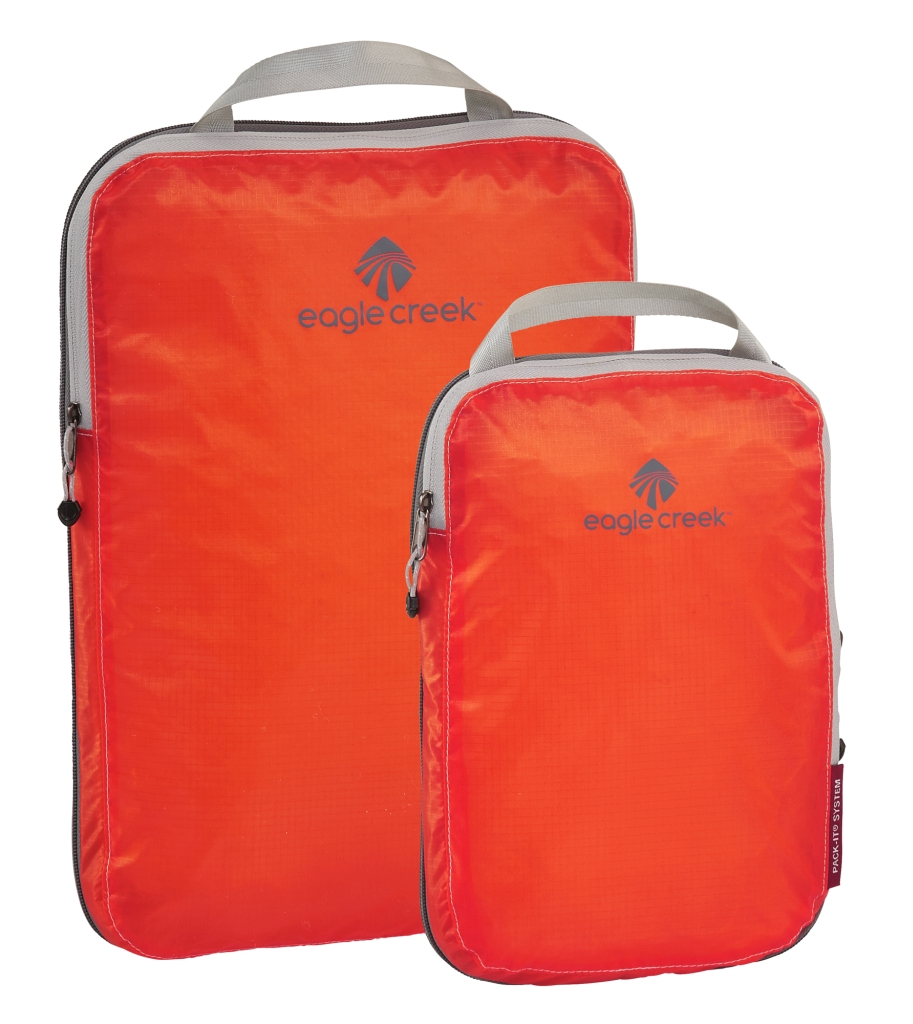 Eagle Creek Pack-It Specter Compression Half Cube flame orange-30
