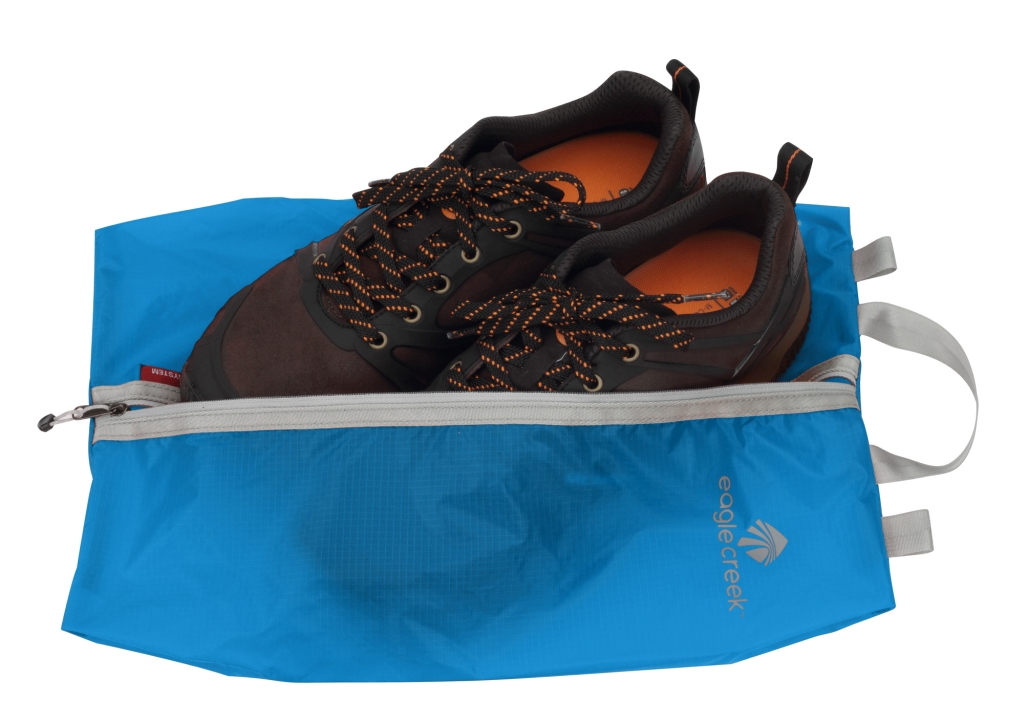 Eagle Creek Pack-It Specter Shoe Sac brilliant blue-30