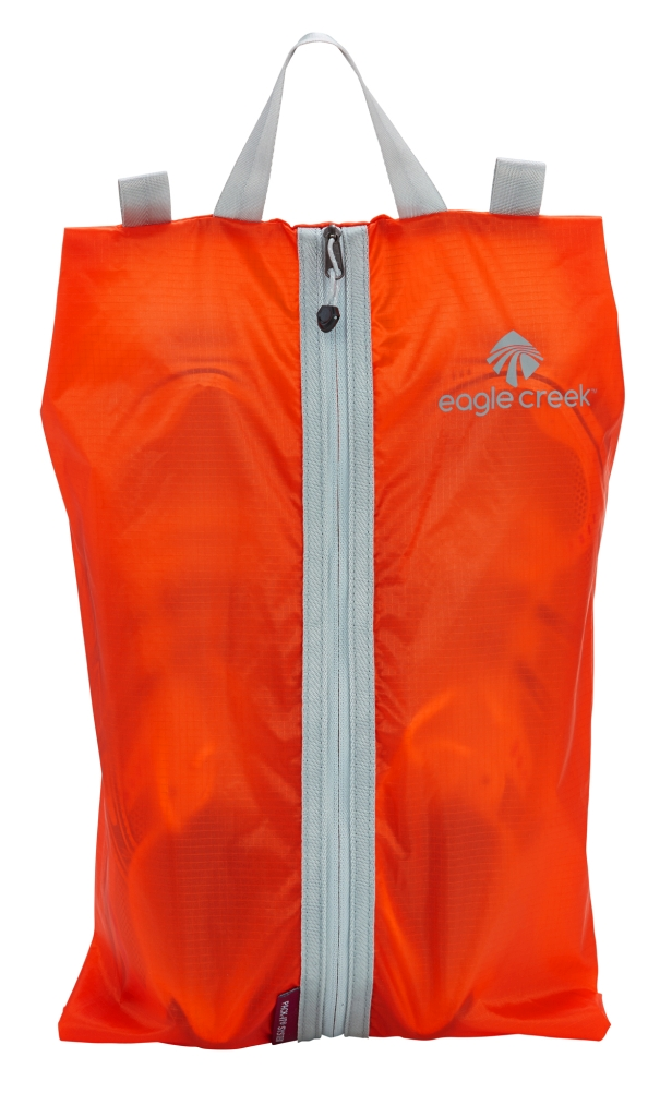 Eagle Creek Pack-It Specter Shoe Sac flame orange-30