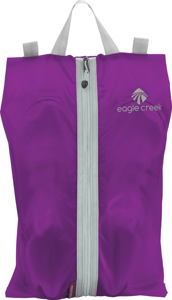 Eagle Creek Pack-It Specter Shoe Sac grape-30