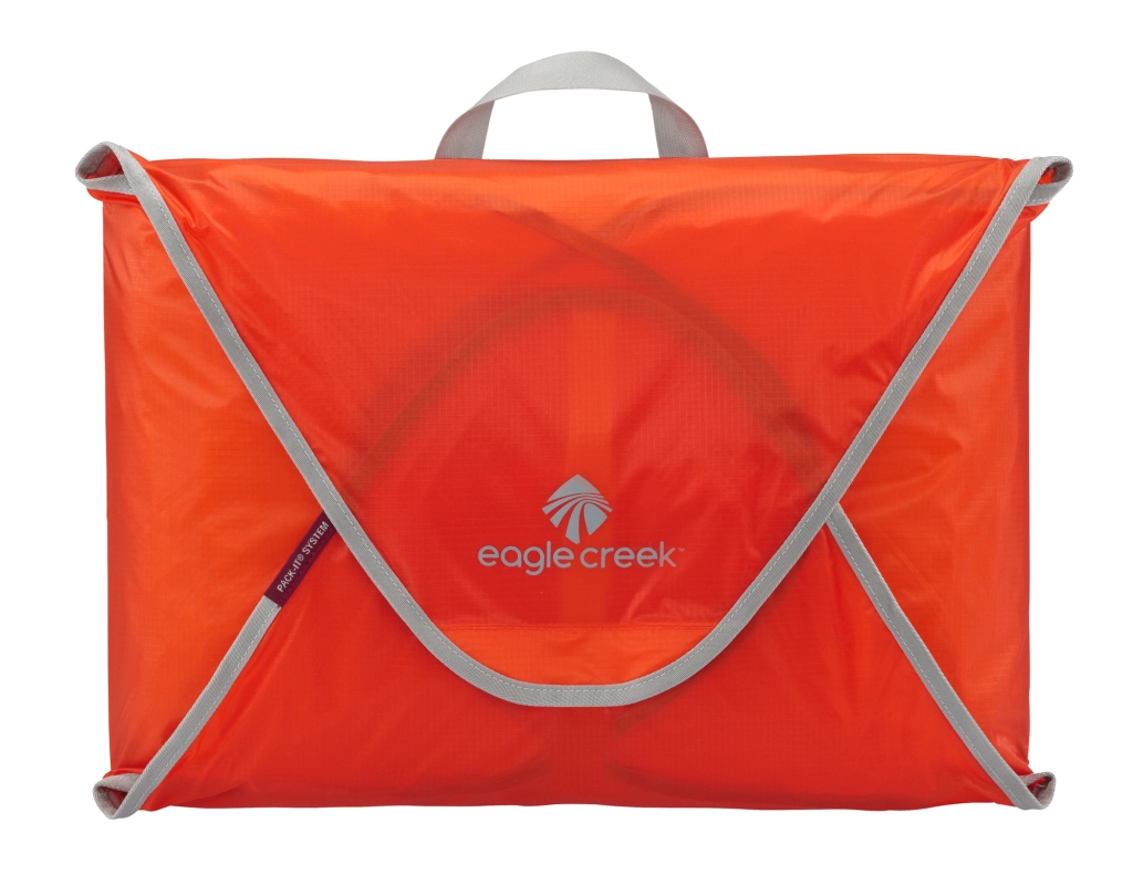 Eagle Creek Pack-It Specter Garment Folder Small flame orange-30
