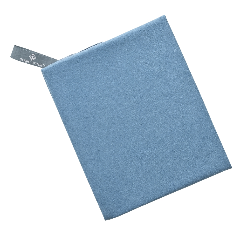 Eagle Creek Travellite Towel L blue mist-30