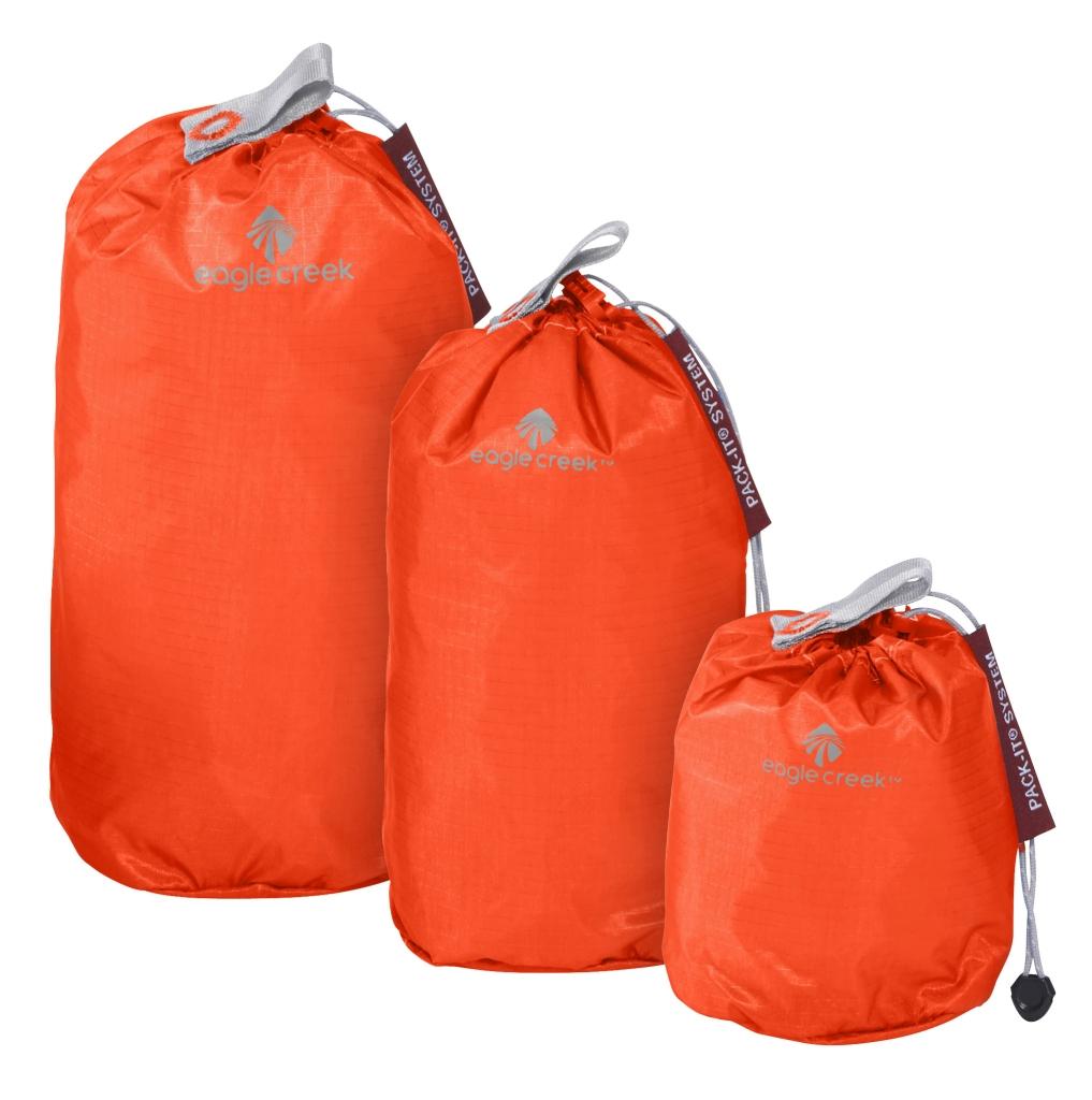 Eagle Creek Pack-It Specter Stuffer Set Mini flame orange-30