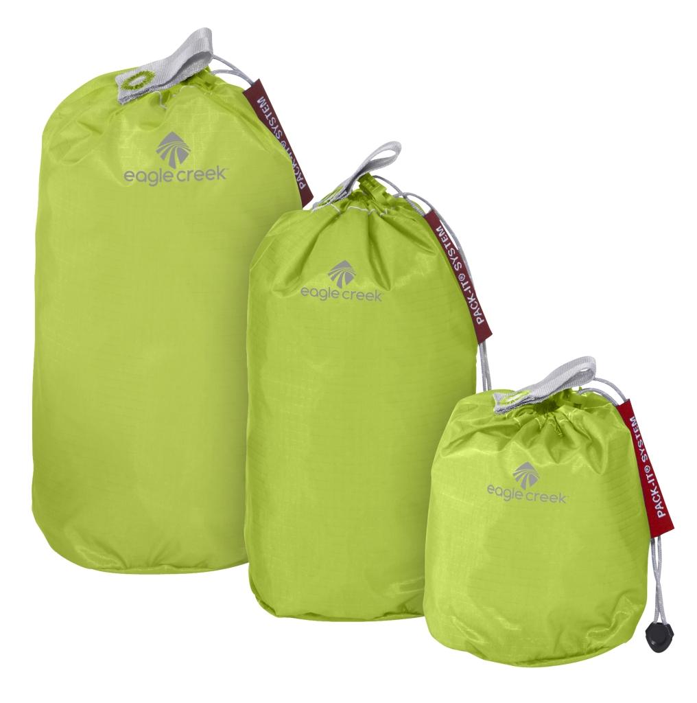 Eagle Creek Pack-It Specter Stuffer Set Mini strobe green-30