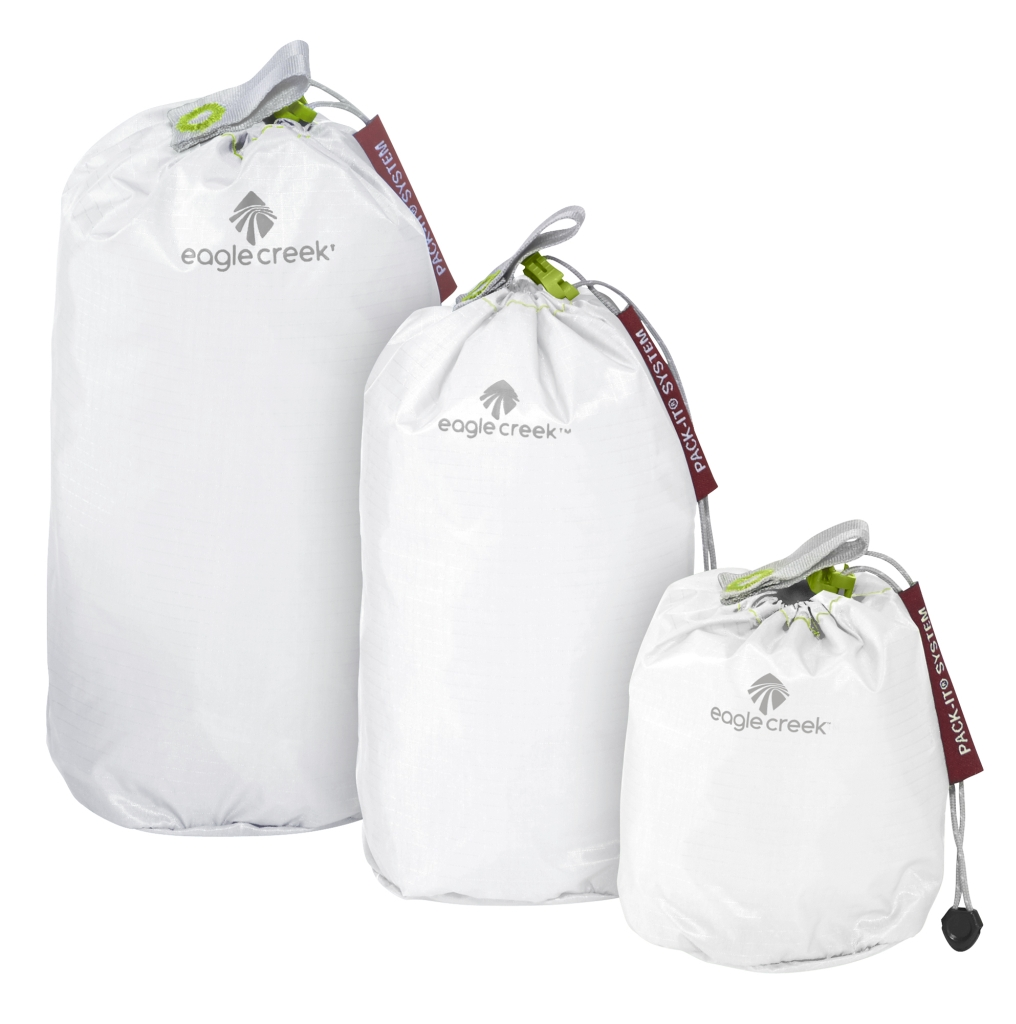 Eagle Creek Pack-It Specter Stuffer Set Mini white/strobe-30