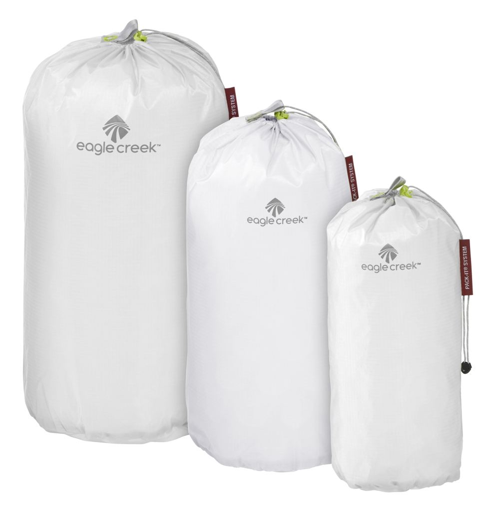 Eagle Creek Pack-It Specter Stuffer Set S/M/L white/strobe-30