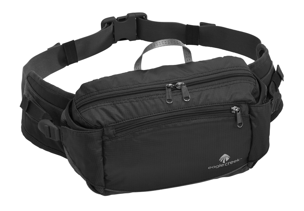 Eagle Creek Tailfeather Waistpack RFID Medium black-30