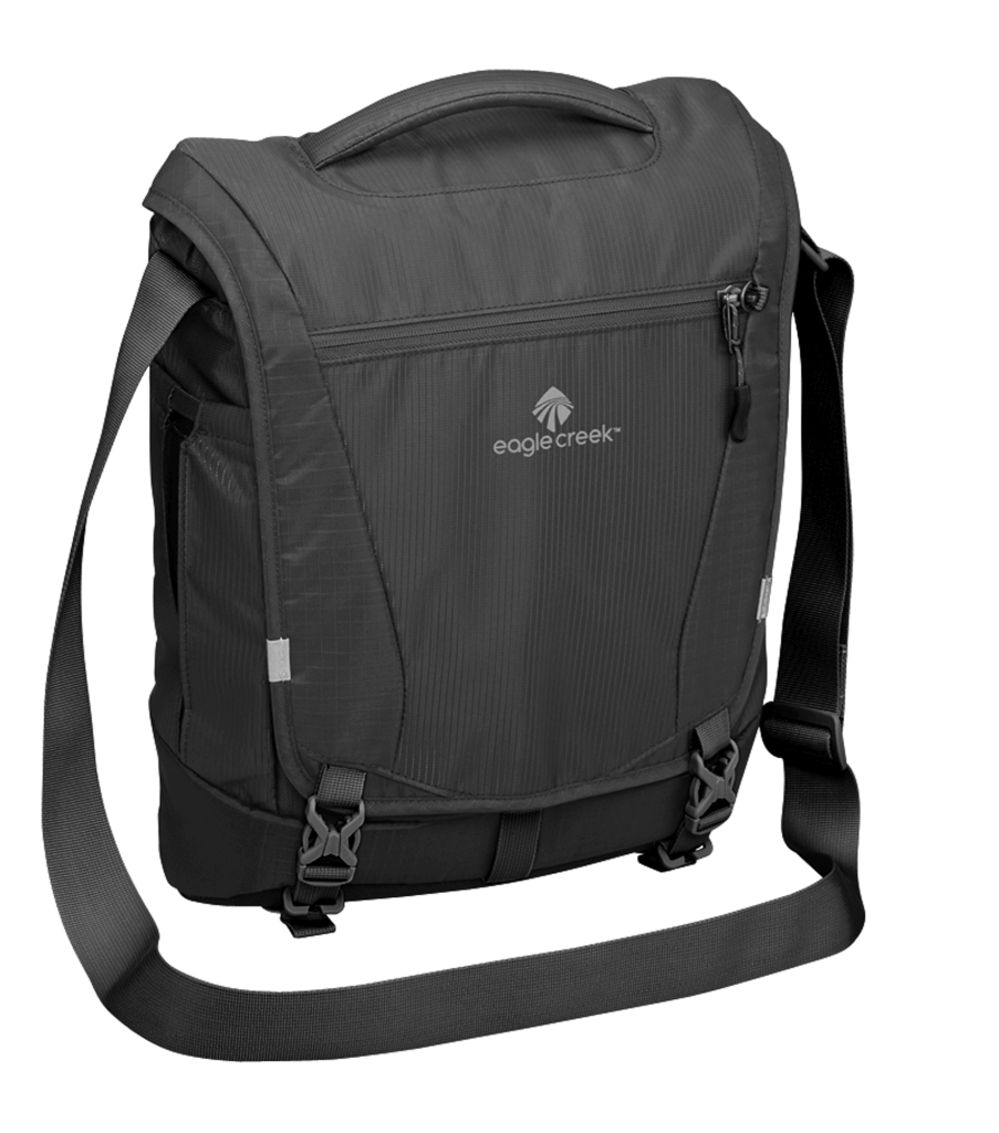 Eagle Creek Catch All Courier Pack RFID black-30