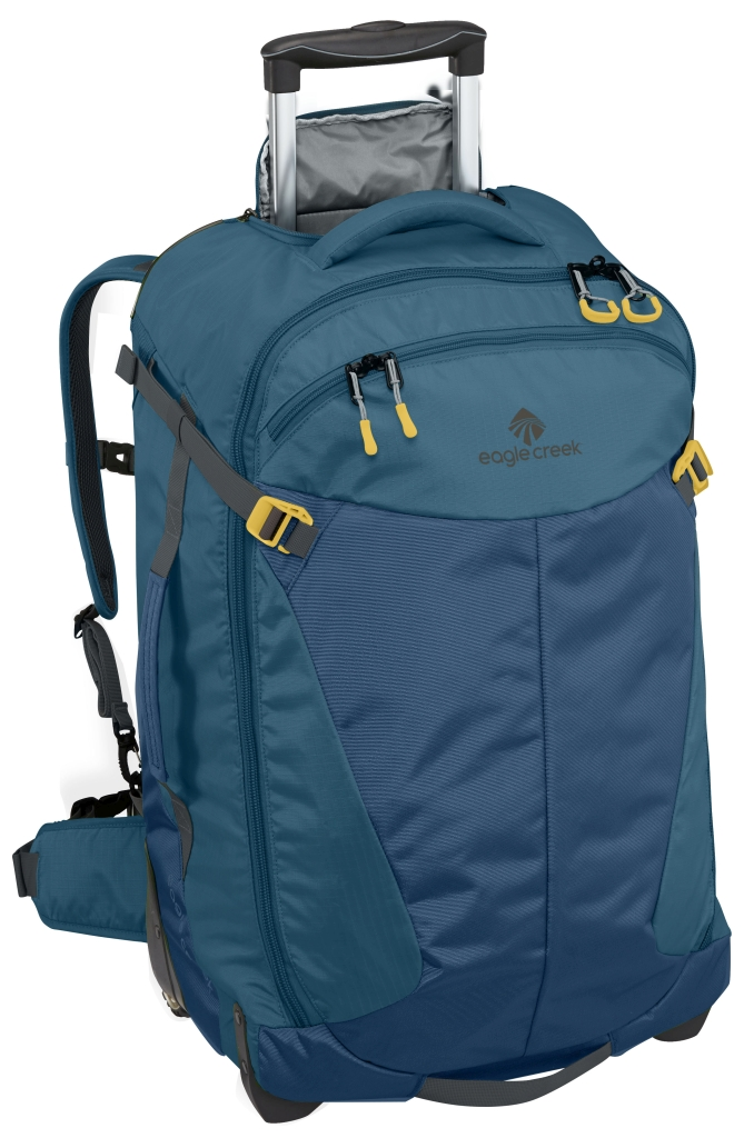 Actify Wheeled Backpack 26 night sky-30