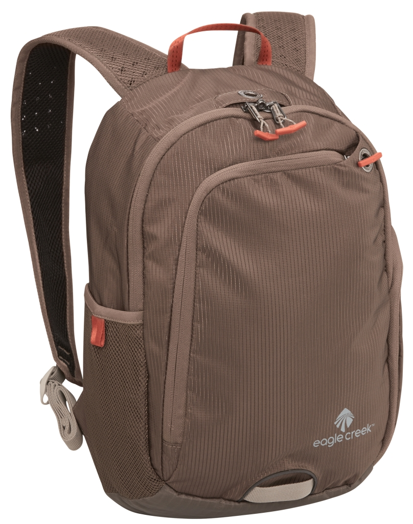 Eagle Creek Travel Bug Mini Backpack RFID brown-30