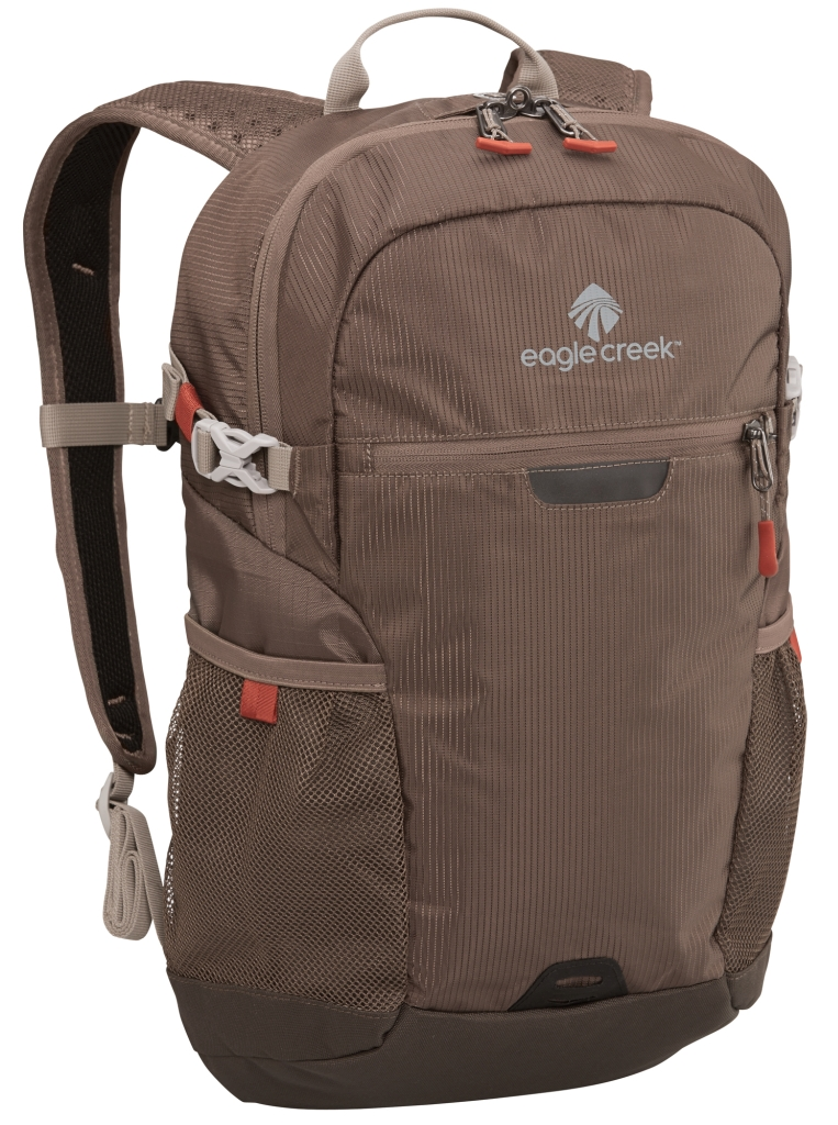 Eagle Creek Roaming Backpack RFID brown-30
