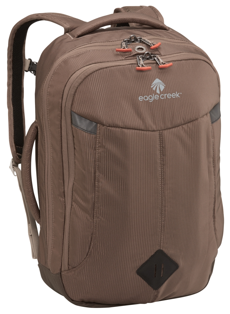 Eagle Creek Briefcase Backpack RFID brown-30