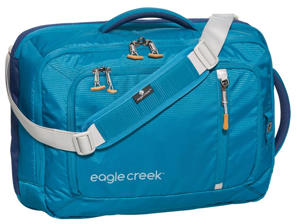 Eagle Creek Straight Up Business Brief Rfid Celestial Blue 30