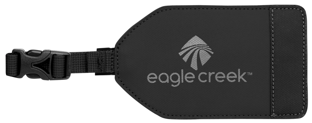 Eagle Creek Bi-Tech Luggage Tag black-30
