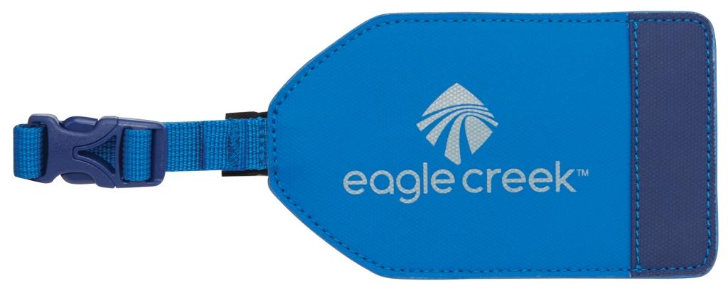 Eagle Creek Bi-Tech Luggage Tag cobalt-30