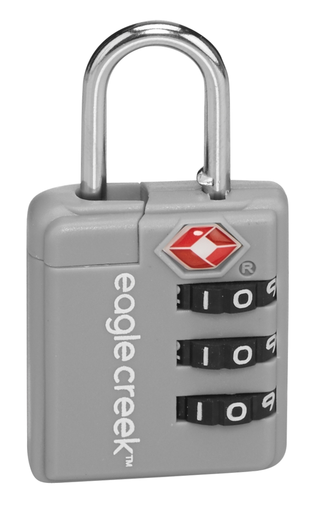 Eagle Creek Ultralight TSA Lock® silver-30