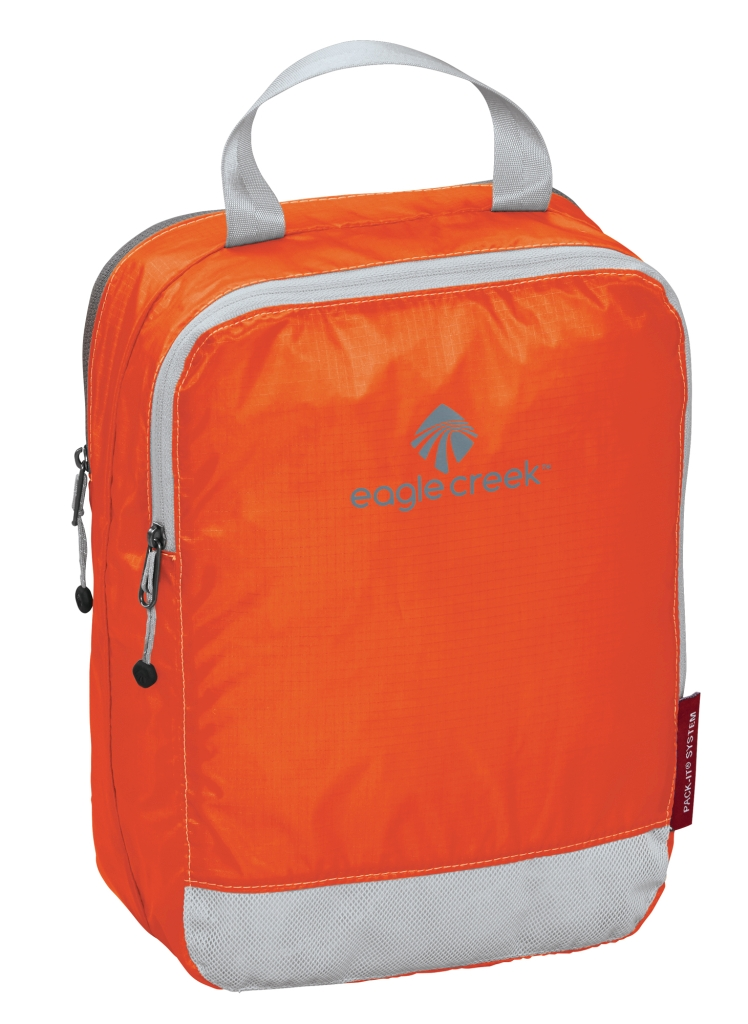 Eagle Creek Pack-It Specter Clean Dirty Half Cube flame orange-30
